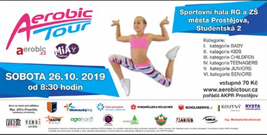 soutez aerobic tour pv